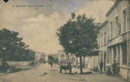 BELGIQUE HALANZY / Rue De La Gare / - Autres