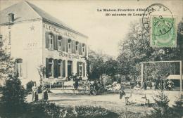 BELGIQUE HALANZY / La Maison Frontière D'Halanzy / - Belgique