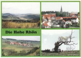 DIE HOHE RHON  -  GERMANY  Ungelaufen  - - Unclassified