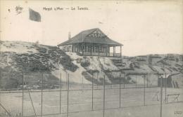 BELGIQUE HEYST / Heyst-sur-Mer, Le Tennis / - Heist