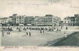 BELGIQUE HEYST / Heyst-sur-Mer, Partie De La Digue / - Heist