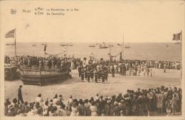 BELGIQUE HEYST / Heyst-sur-Mer, La Bénédiction De La Mer / - Heist