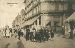 BELGIQUE HEYST / Heyst-sur-Mer, Digue / - Heist