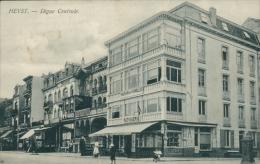 BELGIQUE HEYST / Digue Centrale / - Heist