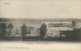 BELGIQUE HOBOKEN / Panorama, Usines Du Peignage / - Belgique