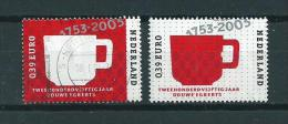 2003 Netherlands Complete Set Douwe Egberts Used/gebruikt/oblitere - Periode 1980-... (Beatrix)