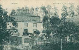 BELGIQUE HOTTON / Maison Du Docteur Hemmier / - Hotton