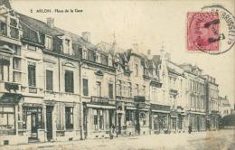 BELGIQUE ARLON / Place De La Gare / - Arlon