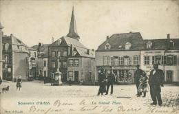 BELGIQUE ARLON / La Grand'Place / - Arlon