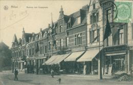 BELGIQUE ARLON / Avenue Des Voyageurs / - Arlon