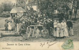BELGIQUE ARLON / Souvenir Du Camp D'Arlon / - Arlon