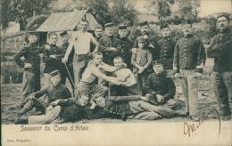 BELGIQUE ARLON / Souvenir Du Camp D'Arlon, Une Photo De Groupe / - Arlon