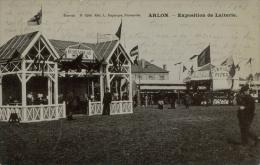 BELGIQUE ARLON / Exposition De Laiterie / CARTE GLACEE - Arlon