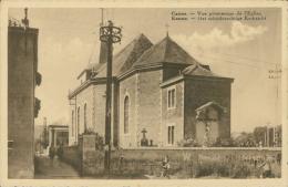 BELGIQUE CANNE / Vue Pittoresque De L'Eglise / - Belgique
