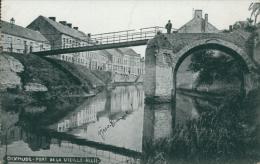 BELGIQUE DIXMUDE / Pont De La Vieille-Allée / FELDPOSTKARTE - Diksmuide