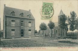 BELGIQUE FLOBECQ / Eglise Et Maison Des R R Pères / - Flobecq - Vloesberg