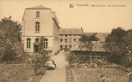 BELGIQUE FLORENVILLE / Hôtel De France, Vue Prise Du Jardin / - Florenville