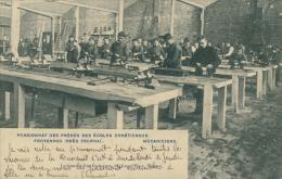 BELGIQUE FROYENNES / Pensionnat Des Frères Des Ecoles Chrétiennes, Mécaniciens / - Froidchapelle