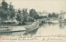 BELGIQUE GAND / Quai Des Tilleuls / - Gent