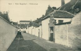 BELGIQUE GAND / Gent, Klein Begijinhof, Achterstraat / - Gent