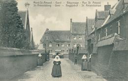 BELGIQUE GAND / Béguinage, Rue Saint-Amand / - Gent