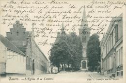 BELGIQUE GAVERE / L'Eglise Et Le Couvent / - Gavere