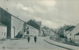 BELGIQUE GEDINNE / Route De La Gare / - Gedinne