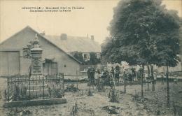 BELGIQUE GEROUVILLE / Monument érigé En L'honneur Des Soldats Morts Pour La Patrie / - België