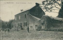BELGIQUE GRAND HEZ / Maison De Commerce, Frontière / - België