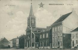 BELGIQUE GRAND RECHAIN / L'Eglise / - Belgique