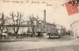 (1023) CPA  Marseille Saint Barnabé La Place Caire (bon Etat) - Saint Barnabé, Saint Julien, Montolivet