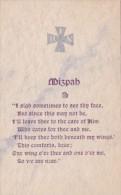 Motto Card Mizpah - Philosophy