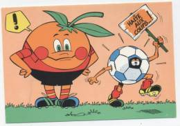 FOOTBALL  MUNDIAL 1982  EDITION CAPLAIN  CPSM  10X15 - Soccer