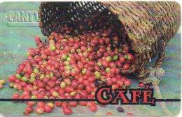 Café Coffee  Télécarte Phonecard Telefonkarten B502 - Venezuela