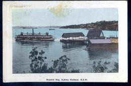 Cpa D' Australie  Sydney Harbour , Neutral Bay , N.S.W.   FEV16 27 - Sydney