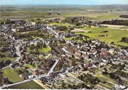 BELGIQUE ( Hainaut - Fleurus ) WANFERCEE BAULET : Vue Aérienne - CPSM GF - (Belgium Belgien België Belgio Bélgica ) - Fleurus