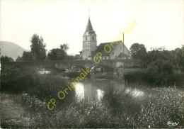 52. VOUECOURT . L'église Et Le Pont Sur La Marne . - Sonstige Gemeinden