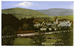 BANCHORY SHOWING SCOLTY - Kincardineshire