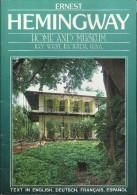 ERNEST HEMINGWAY HOME AND MUSEUM KEY WEST FLORIDA USA NATIONAL HISTORIC LANDMARK - America Del Nord