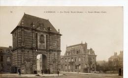 Cambrai La Porte Notre Dame - Cambrai
