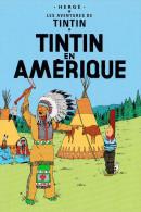 TINTIN  EN AMERIQUE   (DIL161) - Bandes Dessinées
