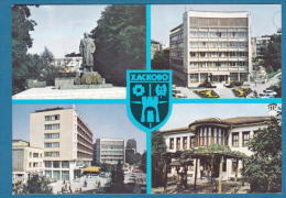 300665 / Haskovo  Chaskowo - MONUMENT GEORGI DIMITROV , VIEWS OF THE CITY , Bulgaria Bulgarie - Bulgarie