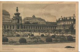 Deutschland (Germania) Dresden - Dresden