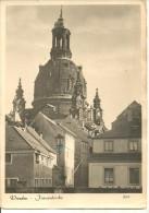 Deutschland (Germania) Dresden, Frauenkirche - Dresden