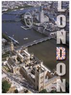 (110) UK - London Parliament Building - Monuments