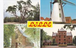 Grote Kaart Lille Kempen (In Zeer Goede Staat) - Lille