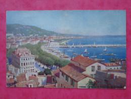 Cpa 06 CANNES Serie 766 N° 31  Illustrateur Raphael TUCK   Signee  OILETTE   Collection Villes De France - Tuck, Raphael
