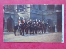 Cpa London THE HORSE GUARDS. Serie 770  Raphael TUCK - Tuck, Raphael