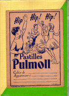 PROTEGE CAHIER  : Pastille PULMOLL - Protège-cahiers