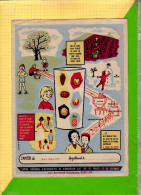 PROTEGE CAHIER  :Information Et Expension Des Jus De Fruits Et De Legumes - Protège-cahiers